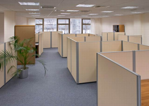 Vách ngăn văn phòng là gì?